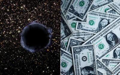 Jaká je finanční hodnota Země, lidstva, vesmíru a vůbec všeho, co známe?