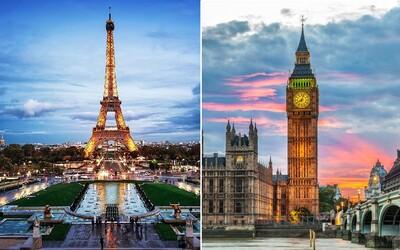 Jaká místa se na Instagram fotí nejčastěji? Rafinovaná mapa ti odhalí všechna nádherná zákoutí světa