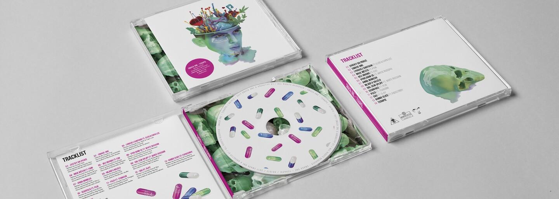 Jaké bude Smackovo nové album Terapie? Máme cover, tracklist a novou exkluzivní ukázku