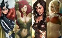 Jaké filmy jsou potvrzeny pro DCEU do budoucna a co nového jsme se dozvěděli o Batgirl a Wonder Woman 2?