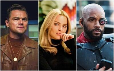 Jaké filmy natáčí a připravuje 10 nejoblíbenějších herců Hollywoodu?
