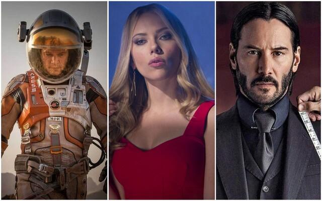 Jaké filmy natáčí deset nejoblíbenějších a nejlepších herců Hollywoodu? #2