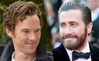 Jake Gyllenhaal a Benedict Cumberbatch by mohli stvárniť titánov elektriny