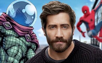 Jake Gyllenhaal alias Mysterio bude v pokračovaní Spider-Mana bojovať po boku Spideyho