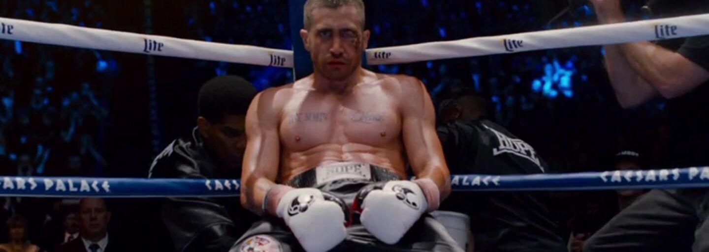 Jake Gyllenhaal je fenomenálny v novom traileri pre Southpaw s Eminemom na pozadí