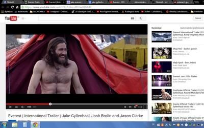 Jake Gyllenhaal vymení ring za mrazivý Everest