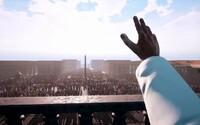 Jaké je to být papežem? V novém simulátoru hraješ za Svatého otce, vozíš se v papamobilu či sloužíš mše ve Vatikánu