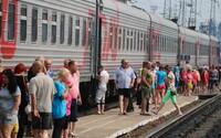 Jaké je to cestovat 77 hodin vlakem? Cestovatel Martin se s námi podělil o zážitky z Transsibiřské magistrály