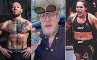 Jake Paul, rešeto z teba narobí aj naša ženská šampiónka, vyhlásil šéf UFC o súboji s Conorom McGregorom, po ktorom youtuber túži