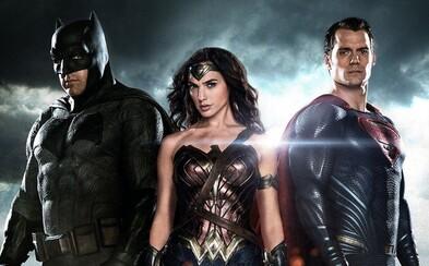 Jaké plány má nový vedoucí obsahu pro Warner Bros. s DCEU a v jakém časovém období se bude odehrávat další Wonder Woman?