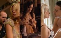 Jaké trapné momenty prožívají herci při natáčení erotických scén? Gucci Mane usnul, Keira si zavolala ochranku a Mintze sledovala matka