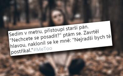 Jaké zkušenosti mají české ženy a dívky se sexuálním obtěžováním? Kampaň #MeToo plná děsivých zážitků ovládla sociální sítě