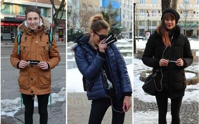 Jakou hudbu poslouchají mladí Slováci? Zastavili jsme je a zeptali se #2