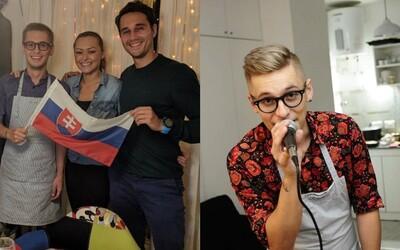 Jakub opustil Slovensko a v ďalekej Argentíne rozbehol kariéru spievajúceho šéfkuchára. Miestnych učí slovenskému jedlu a žije svoj sen