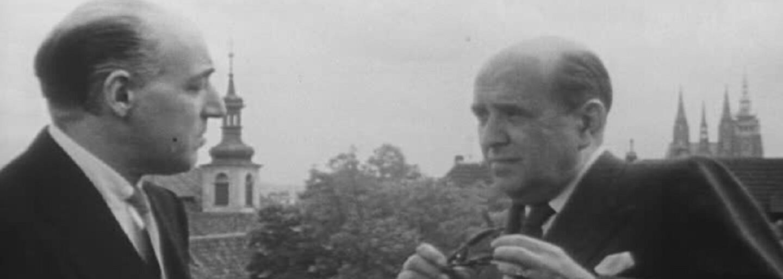 Jaký byl Jan Masaryk, syn prvního československého prezidenta, významný diplomat a ministr zahraničí?