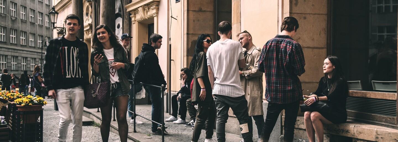 Jakými outfity nás oslnili návštěvníci pražské edice události FASHION DEALã? (Fotoreport)