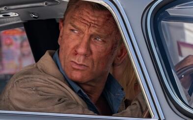 James Bond je v novém filmu už 5 let v důchodu. Špionážní svět se za tu dobu výrazně změnil