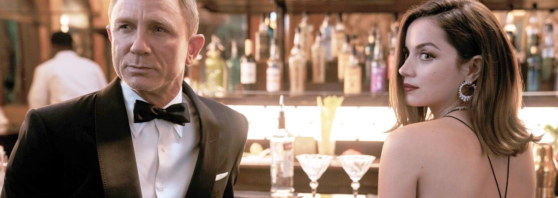 James Bond No Time to Die a 5 najlepších scén, ktoré nás odrovnali