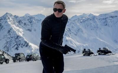 James Bond ožívá pro další nebezpečnou misi. Připravte se na Spectre!