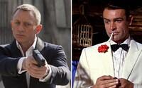 James Bond Seana Conneryho znásilňoval ženy, tvrdí režisér bondovky No Time To Die
