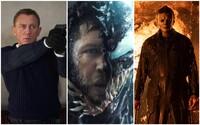 James Bond už zarobil skoro 500 miliónov $, Halloween je v USA obrovský hit a na Venoma 2 sa hrnú diváci všade na svete