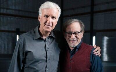 James Cameron a Steven Spielberg debatovali o sci-fi, mimozemšťanoch a prípadnom kontakte v dokumente Story of Science Fiction