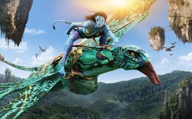 James Cameron: Avatar 2 a 3 musia byť hity, musíme riskovať. Nemôžeme si dovoliť zlyhanie, inak nebudú peniaze na natočenie ďalších dielov