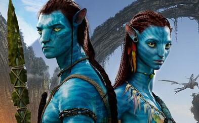 James Cameron natočí ještě 4 pokračování Avatara. Kdy je uvidíme?