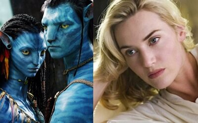 James Cameron obsadil do dvojky Avatara hviezdu Titanicu, Kate Winslet