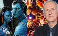 James Cameron prirovnal Avatara 2 ku Krstnému otcovi a skritizoval marvelovky. Čo mu odkázal šéf Marvelu Kevin Feige?