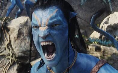 James Cameron prezradil, prečo pokračovania Avatara závisia na finančnom úspechu a akú rolu v nich stvárni Kate Winslet