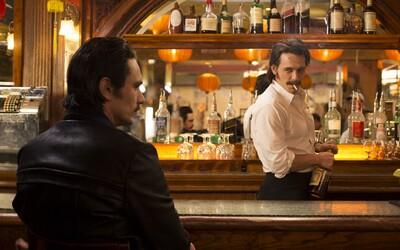 James Franco si v dvojrole seriálu The Deuce zahrá vlastného brata, s ktorým sa bude podieľať na legalizácii pornopriemyslu v New Yorku 70. rokov