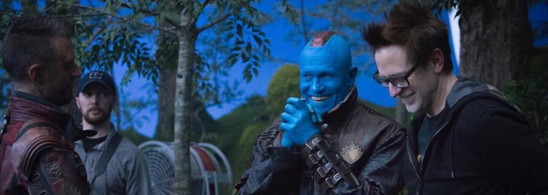 James Gunn píše scenár pre Suicide Squad 2 a možno bude aj režírovať. Warner zachraňuje nechceného syna Disney