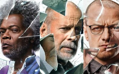 James McAvoy a Samuel L. Jackson vs. Bruce Willis! Superhrdinský thriller Glass vnadí ďalšími skvelými zábermi