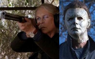 Jamie Lee Curtis si ako odporkyňa zbraní zlízla kritiku za svoju rolu v Halloweene. Postava Laurie Strode totiž zbrane používa
