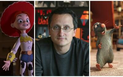 Jan Pinkava, český animátor a držitel Oscara, kterého Disney připravilo o všechno