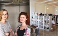 Jana a Simona založili prvé re-use centrum na Slovensku, kde si požičiaš zmrzlinovač alebo vymeníš staré knihy za nové (Rozhovor)