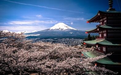 Japonci opět překvapují. V úmyslu mají zavést bezplatnou Wi-Fi síť po celé hoře Fudži