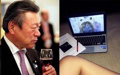 Japonský ministr pro kybernetickou bezpečnost přiznal, že nikdy nepoužil počítač