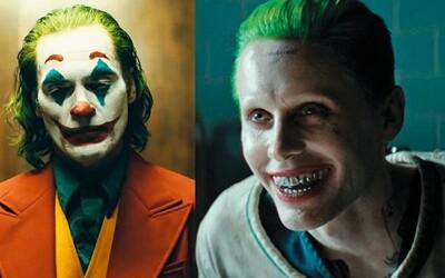 Jared Leto je na Jokera od Joaquina Phoenixe naštvaný