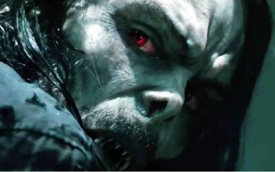 Jared Leto je upír Morbius. Komiksovka ze světa Venoma láká trailerem plným umírajících lidí a obětí hladu