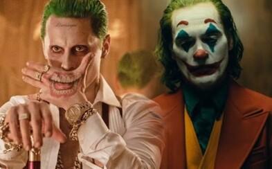 Jared Leto údajne presviedčal Warner, aby Jokera s Joaquinom Phoenixom zrušili