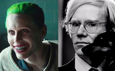 Jared Leto zosobní světoznámého umělce se slovenskými kořeny Andyho Warhola