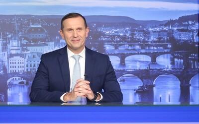Jaromír Soukup bude premiérem. Ve svém vlastním seriálu