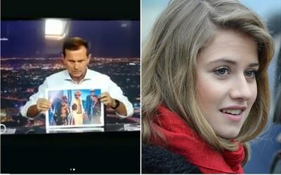 Jaromír Soukup prohlásil, že se Emma Smetana provdala za Kapitána Dema, lidé se mu smějí