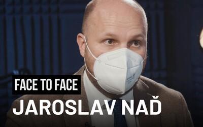 Jaroslav Naď: Oligarchovia sa tešili, že sa vráti Smerohlas a bude tu raj na zemi (Videorozhovor)