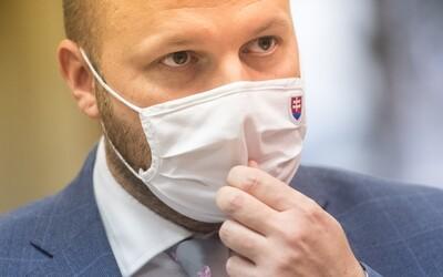 Jaroslav Naď: Sulík dve minúty vulgárne kričal na Matoviča. Sme pripravení vládnuť aj bez SaS a Za ľudí