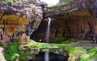 Jaskyňa s troma mostami sa zmenila na vodopády