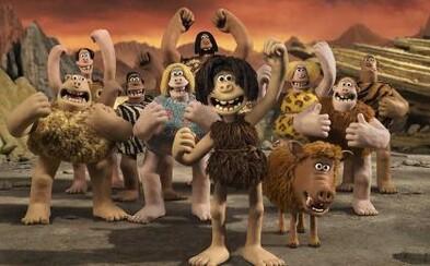 Jaskynný človek Dug vyzve v animáku od tvorcov Wallace & Gromit na súboj zlého Lorda Nootha, aby jeho kmeň mohol aj naďalej žiť v pokoji