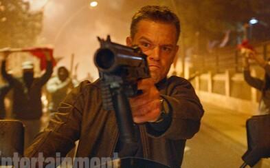 Jason Bourne je opäť nebezpečný zabijak, no tentokrát ohrozovaný zlými nápadmi filmárov (Recenzia)